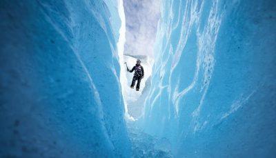 Norge sevärdhet nigardsbreen glacier