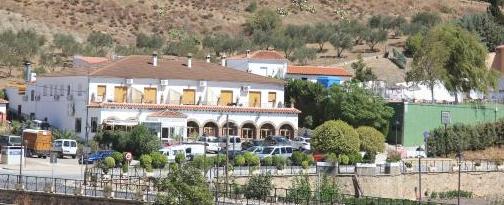 Hotell Restaurant EL Cruce Ardales