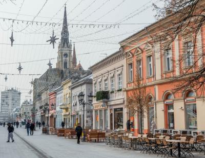 Resa till Novi Sad