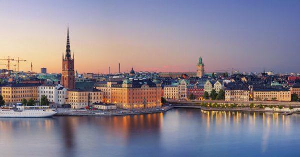 lyxweekend i Stockholm